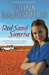 Red Sand Sunrise by Fiona McArthur