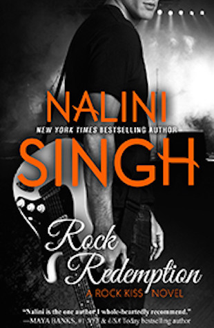 Rock Redemption by Nalini Singh (Rock Kiss, #3)