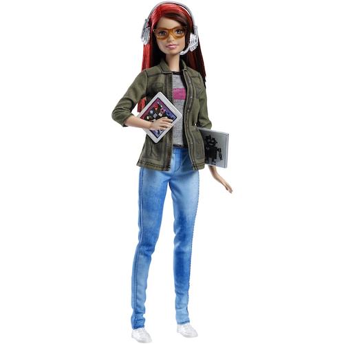 Barbie® Careers Game Developer Doll