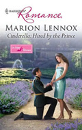 Cinderella Hired by the Prince by Marion Lennox