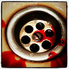 Photo: Blood by xTrish (via Flickr) - flickr.com/photos/x_trish/5132710750/