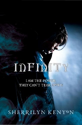 Infinity by Sherrilyn Kenyon (Chronicles of Nick, Book 1)