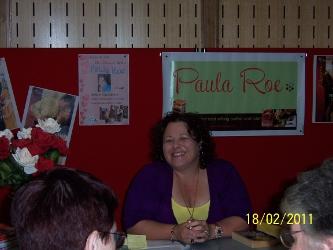 Paula Roe at Penrith Library – 18/2/2011