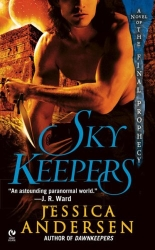 Skykeepers by Jessica Andersen (Final Prophecy, Book 3)