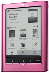Sony Reader launched in Australia
