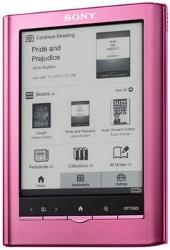 Sony Reader PRS-350 (Pink)
