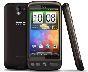 Telstra HTC Desire