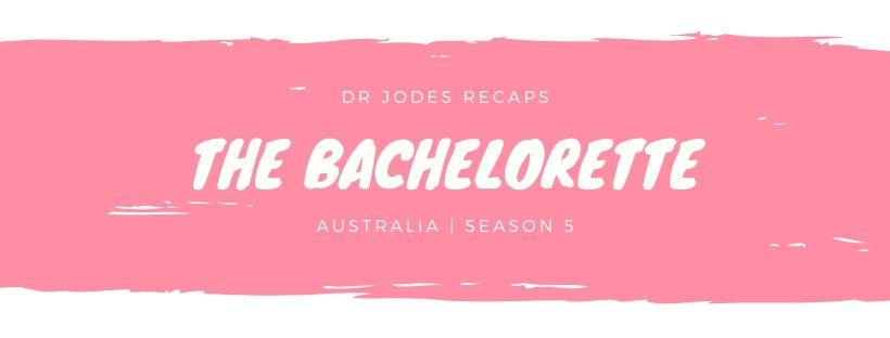RECAP: The Bachelorette Australia – S5 E02