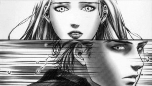 Twilight: The Graphic Novel (Volume 1) by Stephenie Meyer and Young Kim, p42