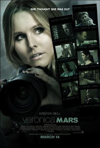 Veronica Mars 2014 film poster