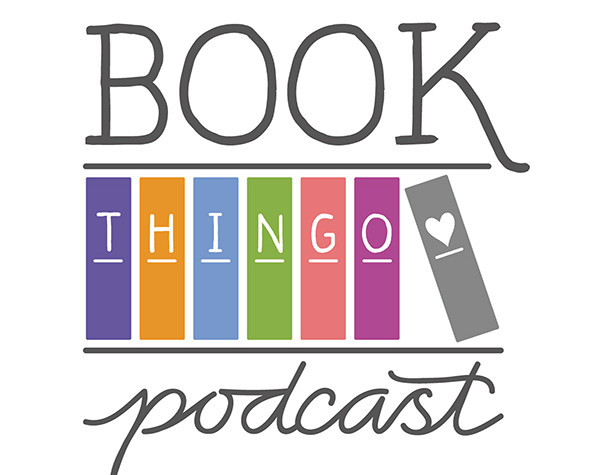 Book Thingo podcast, Artwork by Clarisse Djaja (2005)