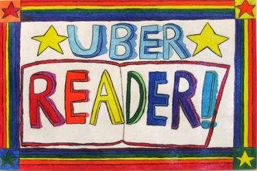 4th grade uber reader sign by smashy - http://www.sxc.hu/photo/394886