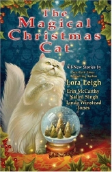 Stroke of Enticement by Nalini Singh (Psy/Changeling Series) in The Magical Christmas Cat